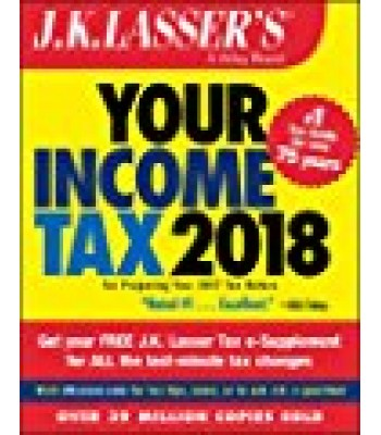 Your Income Tax 2018 - TEXAS ONLY
