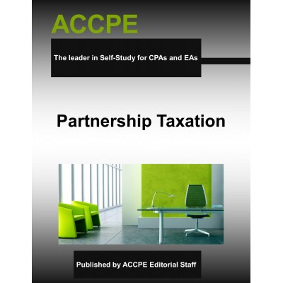 Partnership Taxation-2017