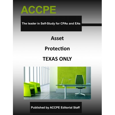Asset Protection Mini-Course-Texas-Only