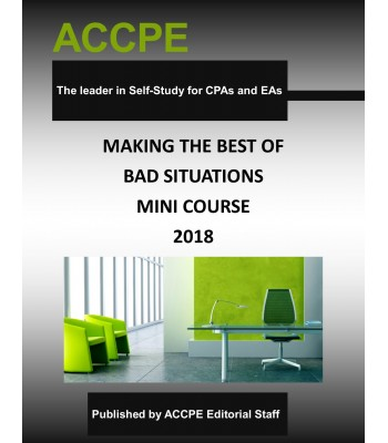 Making The Best Of Bad Situations Mini-Course