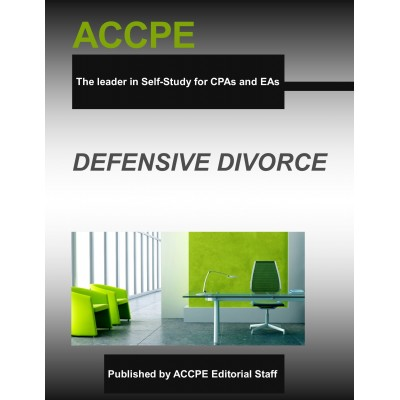 Defensive Divorce