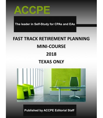 Fast-Track-Retirement Planning Mini-Course-Texas-Only