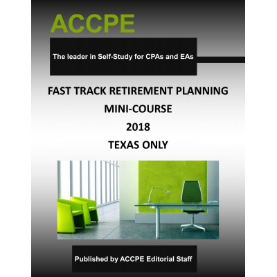 Fast Track Retirement  Planning Mini-Course-Texas-Only