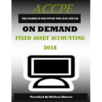 Fixed Asset Accounting