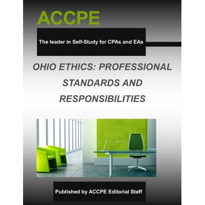 Ohio Ethics: An Overview for All Accountants 2017