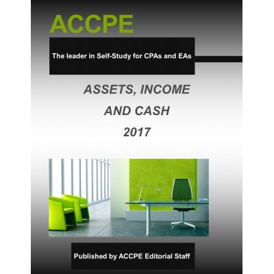 Assets, Income & Cash-TEXAS ONLY -440031T- 2017