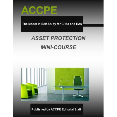 Asset Protection Mini-Course 430030-A