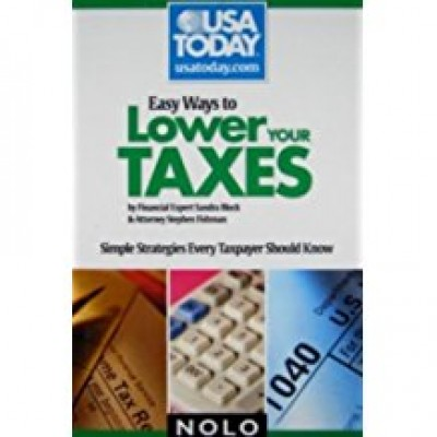 Easy Ways To Lower Your Taxes