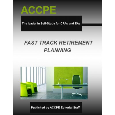 Fast Track Retirement Planning-2017