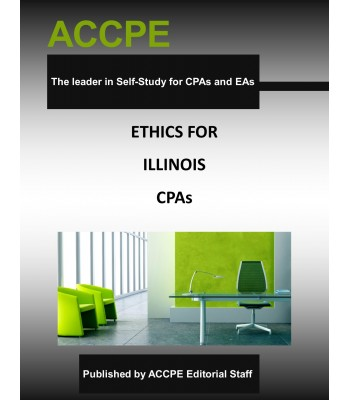 Ethics for Illinois CPAs 2018