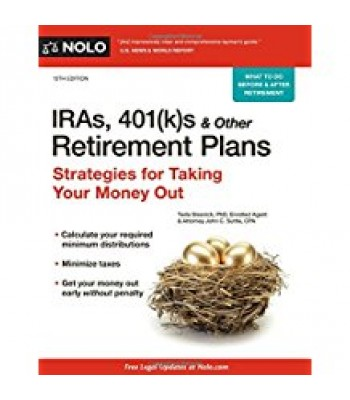 IRA'S, 401(k)s And Other Retirement Plans 13Th Edition Texas Only