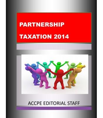 Partnership Taxation-2017