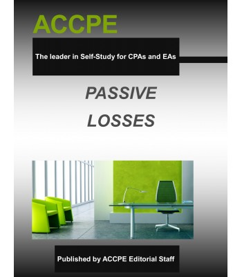 Passive Losses TEXAS ONLY-507020T- 2017