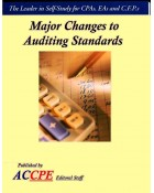 Major Changes To Auditing Standards-314040T- 2016