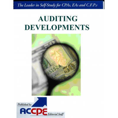 Auditing Developments-316040-17