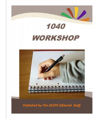 1040 Workshop 2017