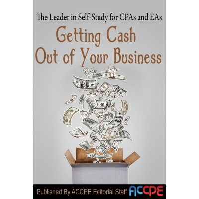 Getting Cash Out of Your Business