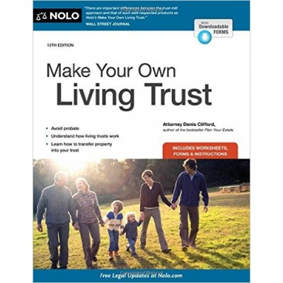 Understanding Living Trusts 13 Edition - TEXAS ONLY