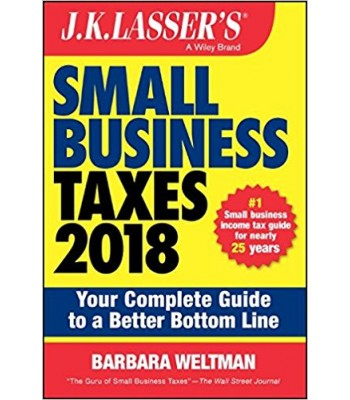 Small Business Taxes 2018 TEXAS ONLY