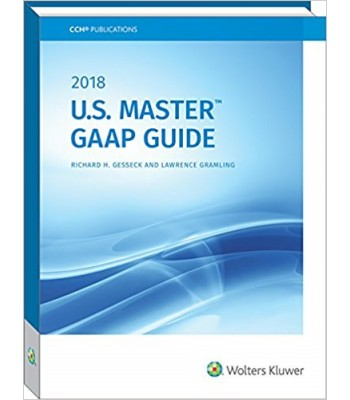 U.S. Master GAAP Guide 2018 - TEXAS ONLY