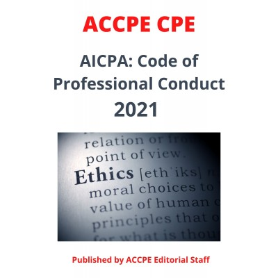 AICPA: Code of Professional Conduct 2021