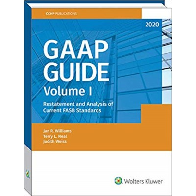 GAAP Guide 2020 Volume I & II TEXAS  & OHIO ONLY
