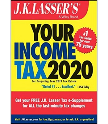 Your Income Tax 2020 TEXAS & OHIO ONLY