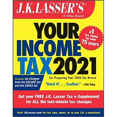 Your Income Tax 2021 TEXAS & OHIO ONLY