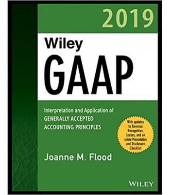 GAAP Guide 2019 TEXAS ONLY