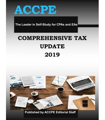Comprehensive Tax Update 2019