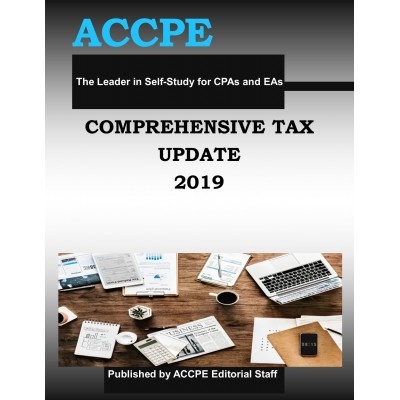 Comprehensive Tax Update 2019