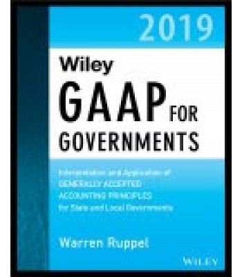 GAAP FOR GOVERNMENTS 2019 TEXAS ONLY