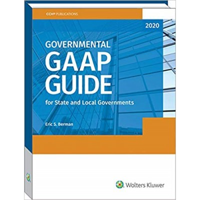 Governmental GAAP Guide 2020 TEXAS  & OHIO ONLY