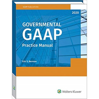 Governmental GAAP Practice Manual 2020 TEXAS ONLY