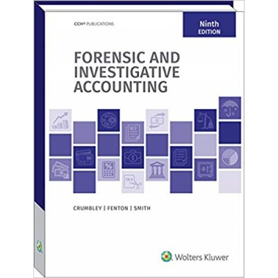 Forensic and Investigative Accounting 9th Edition
