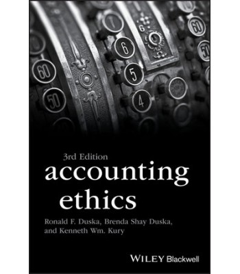 Accounting Ethics 3rd Edition TEXAS ONLY