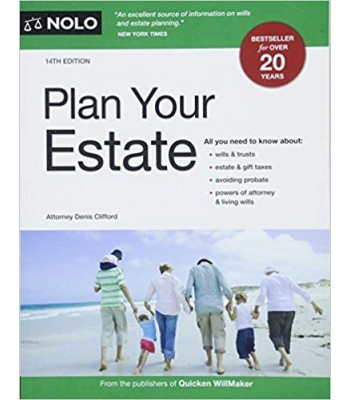 Plan Your Estate 14th Edition TEXAS ONLY