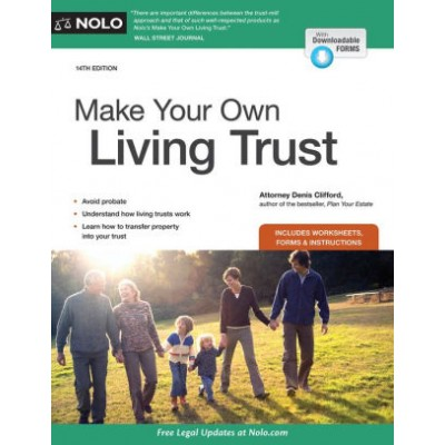 Make Your Own Living Trust 14 Edition