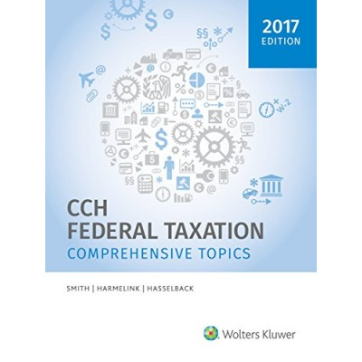 Comprehensive Federal Taxation 2017