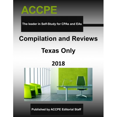 Compilations and Reviews TEXAS ONLY 2018