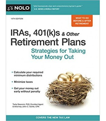 IRA'S, 401(k)s And Other Retirement Plans 14Th Edition