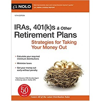 IRA'S, 401(k)s And Other Retirement Plans 15Th Edition