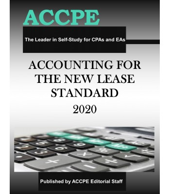 Accounting For The New Lease Standard 2020