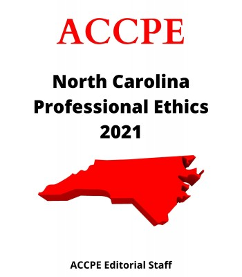 North Carolina Professional Ethics 2021