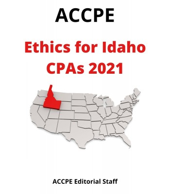 Ethics for Idaho CPAs 2021