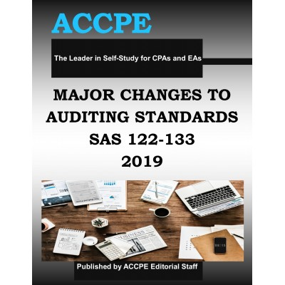 Major Changes to Auditing Standards 2019