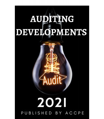 Auditing Developments 2021