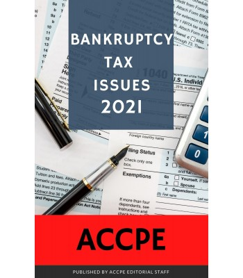 Bankruptcy Tax Issues 2021 Mini Course