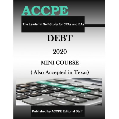 Debt 2020 Mini Course