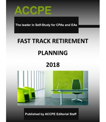 Fast Track Retirement Planning 2018